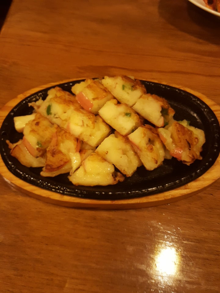 銀座でおいしい韓国料理 韓国味工房EIKO