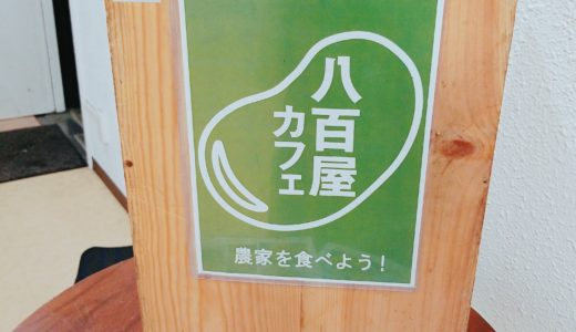 渋谷の八百屋カフェに行ってきました!