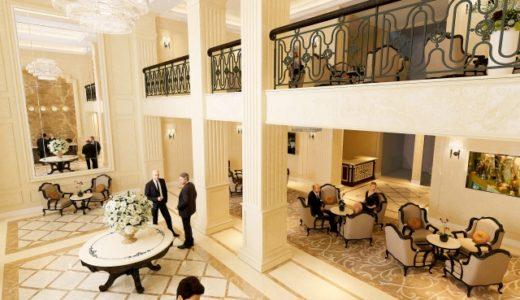 新宿のホテル♡サザンタワーホテルセンチュリーのラウンジサウスコートでブランチ!!